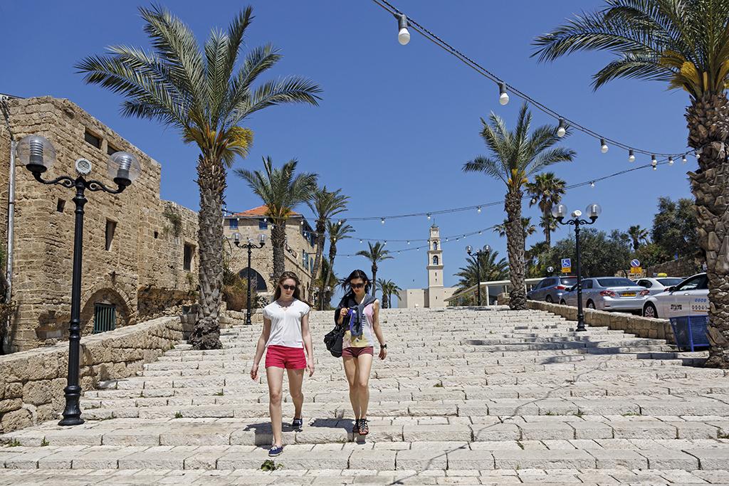 Яффо, місто-супутник Тель-Авіва