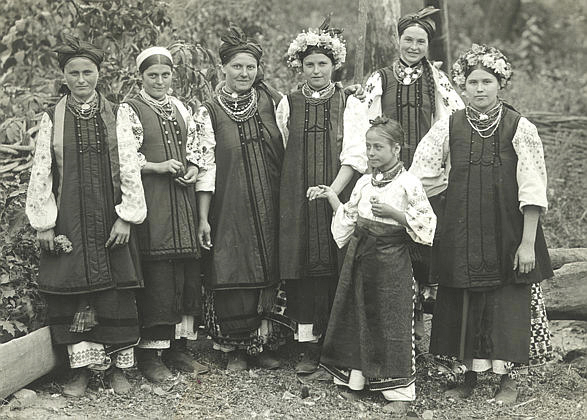 Полтавки. Архівне фото початку ХХ ст.