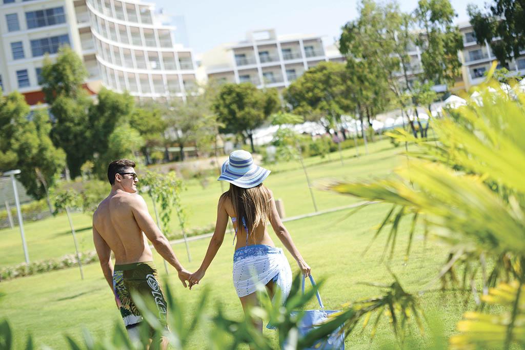На території готелю Sensatori Resort Sorgun By Barut Hotels
