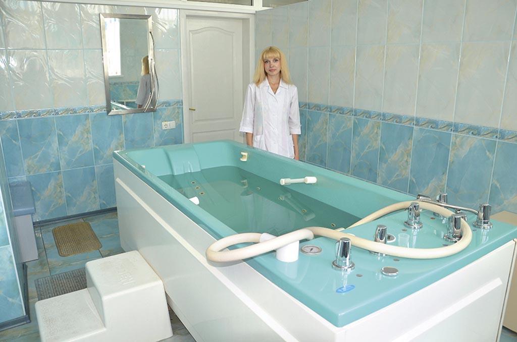 Бальнеогрязелікарня «Миргородкурорту»