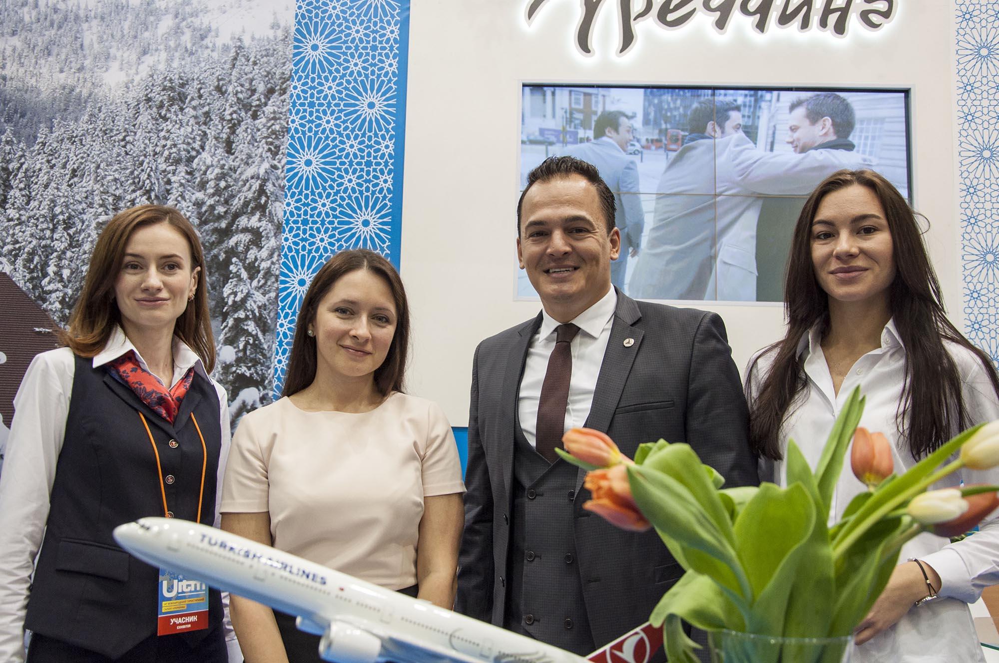 Представники Турецьких Авіаліній