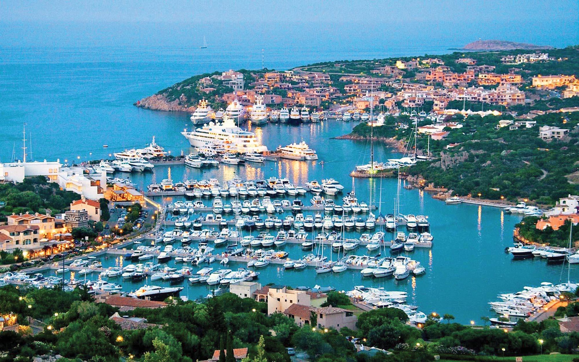 Марина Порто-Черво. Найдорожче місце  на Сардинії