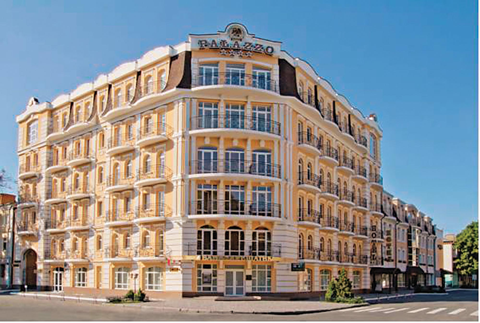 Готель Palazzo Premier