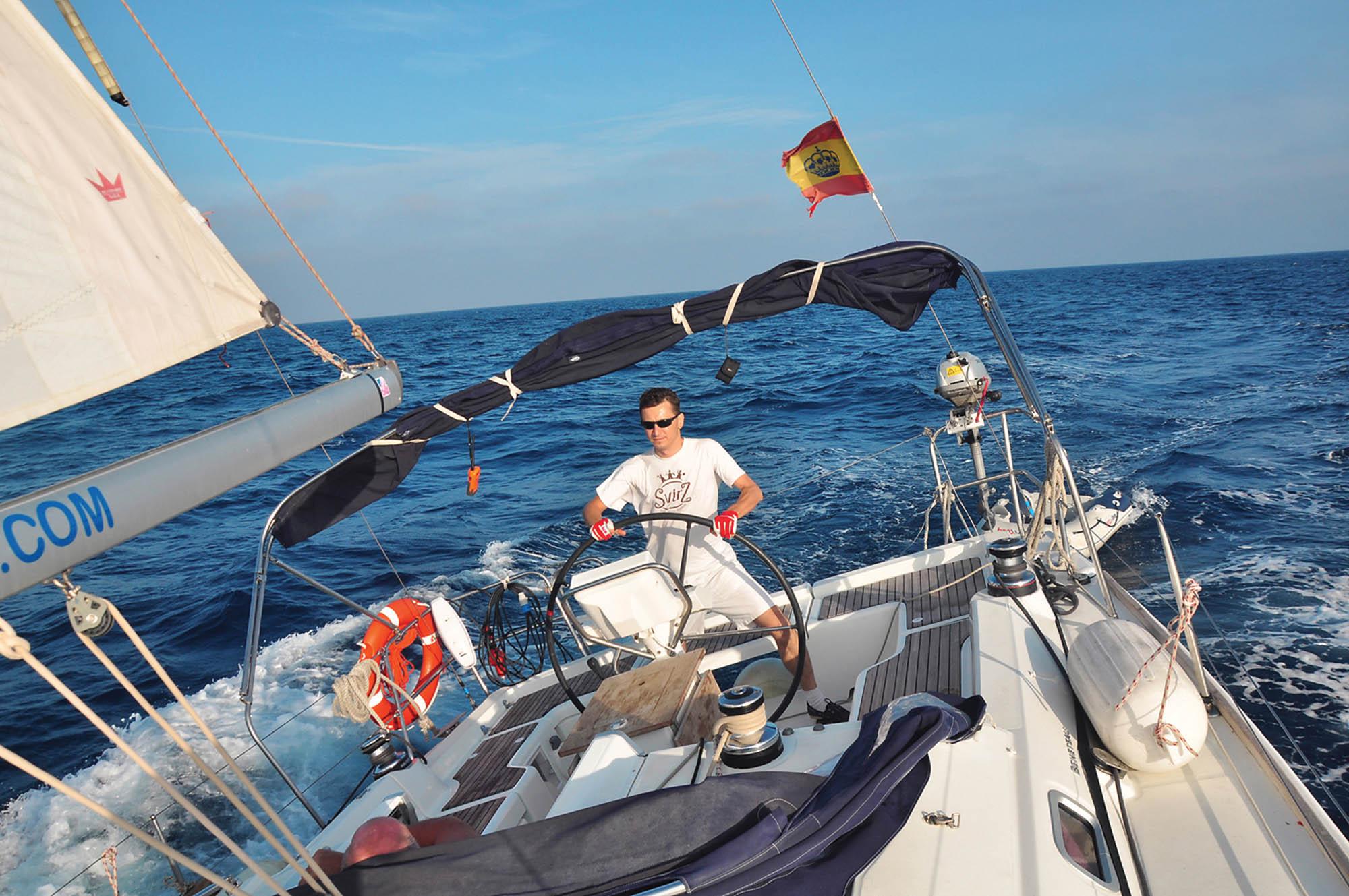 У кінці жовтня температура води біля берегів Іспанії – 20-25 градуси