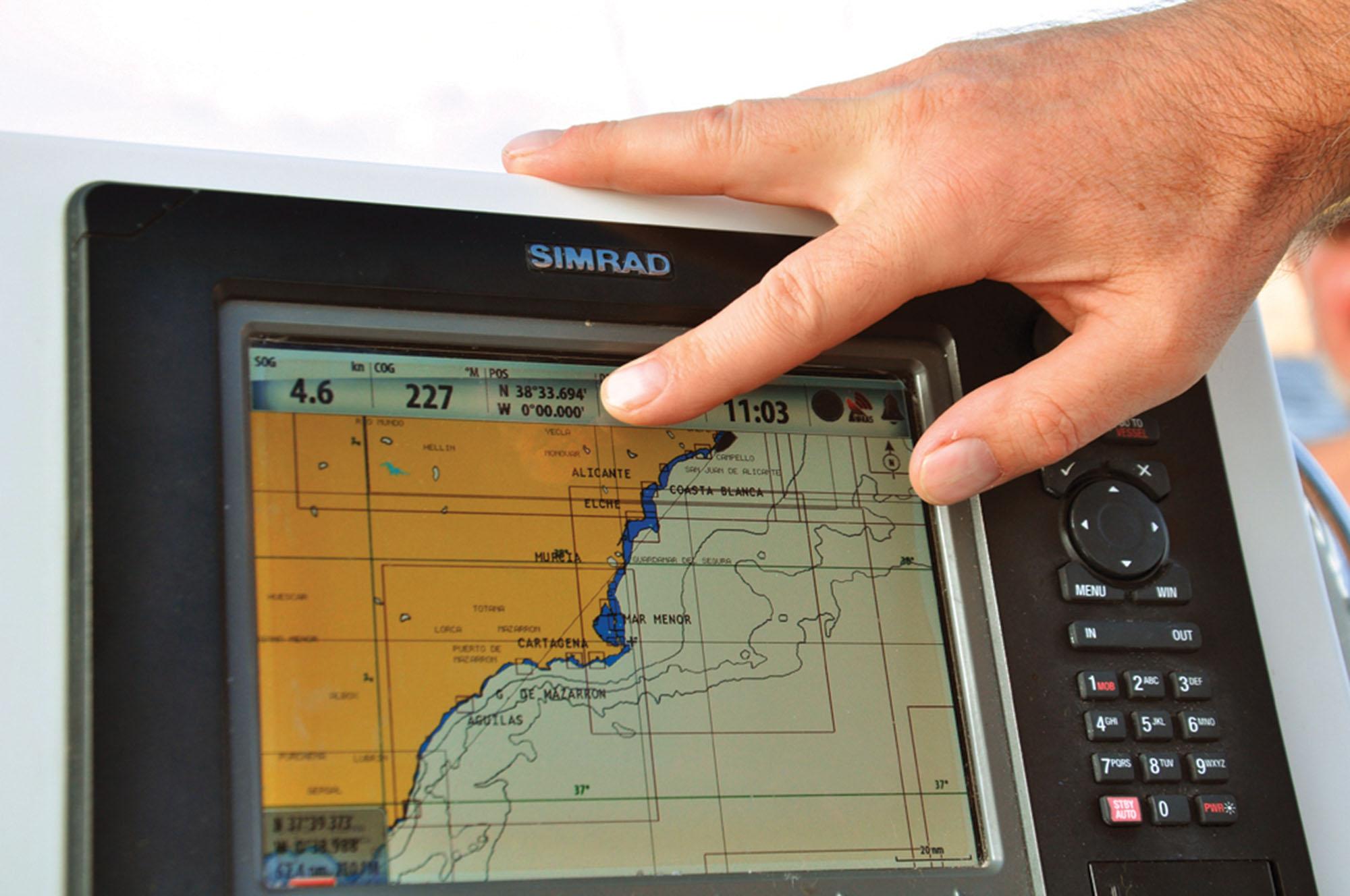 Монітор GPS: проходимо нульовий меридіан